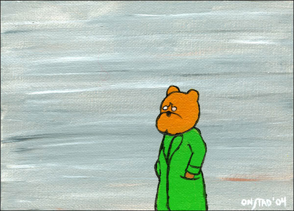 Achewood § Gallery of Original Art