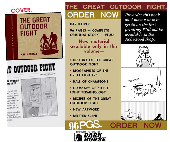 Click here to purchase The Great Outdoor Fight